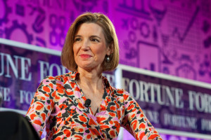 Tuesday, October 15, 2013Fortune The Most Powerful WomenWashington, D.C., USA9:00 AM SOLUTIONS DESK OPENSPhotograph by Stuart Isett/Fortune Most Powerful Women