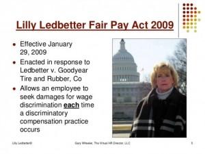 Lilly Ledbetter