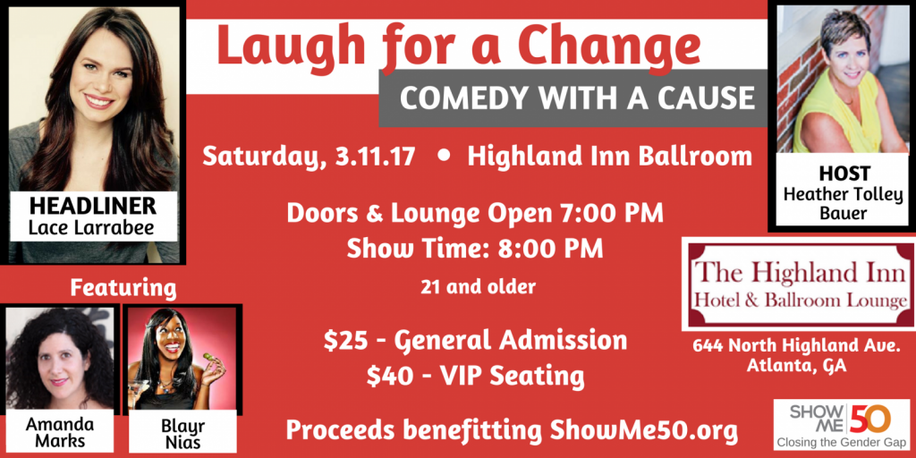 Atlanta Comedy Show Benefits Great Cause!