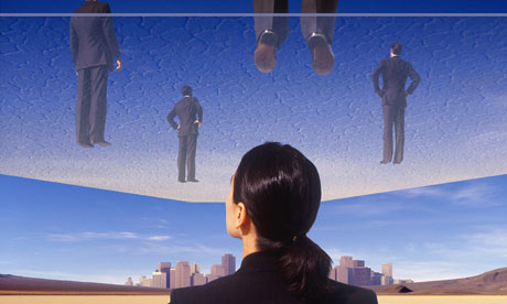 Glass ceiling and solutions