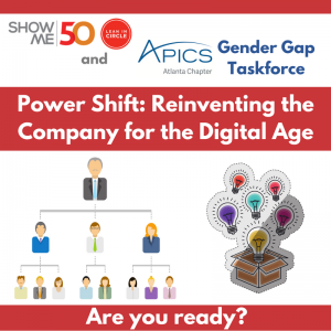 In Power Shift Digital Age