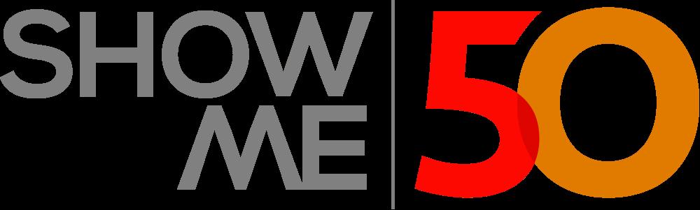 Show Me 50 Logo
