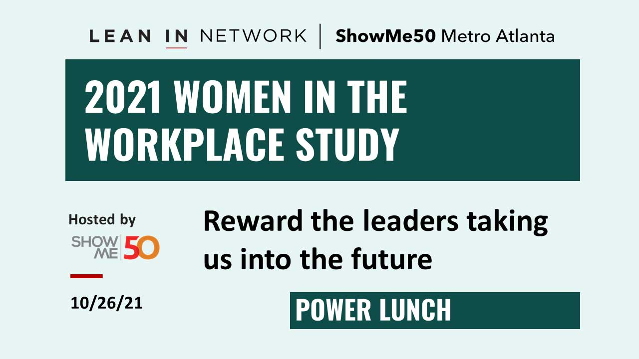 SM50 Power Lunch - Oct 26, 2021